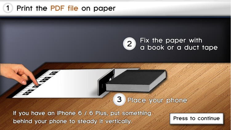 Paper Piano screenshot-3