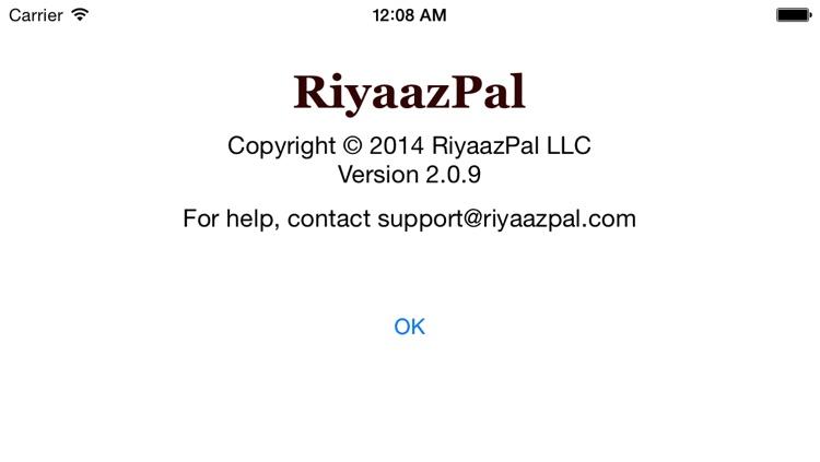 RiyaazPal screenshot-4