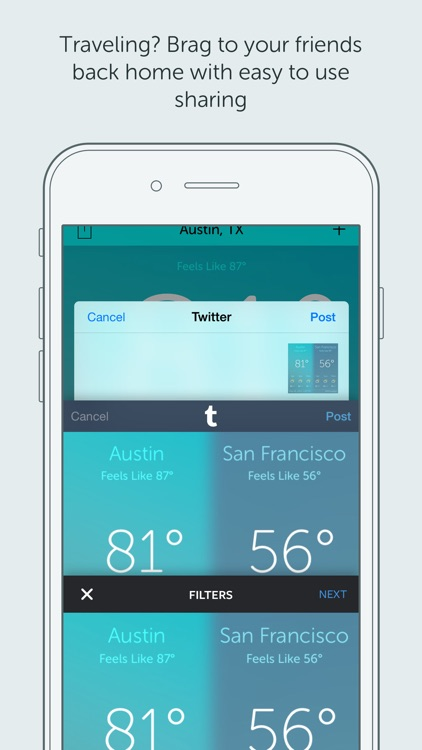 Atmos - Weather for your iPhone and Watch screenshot-3