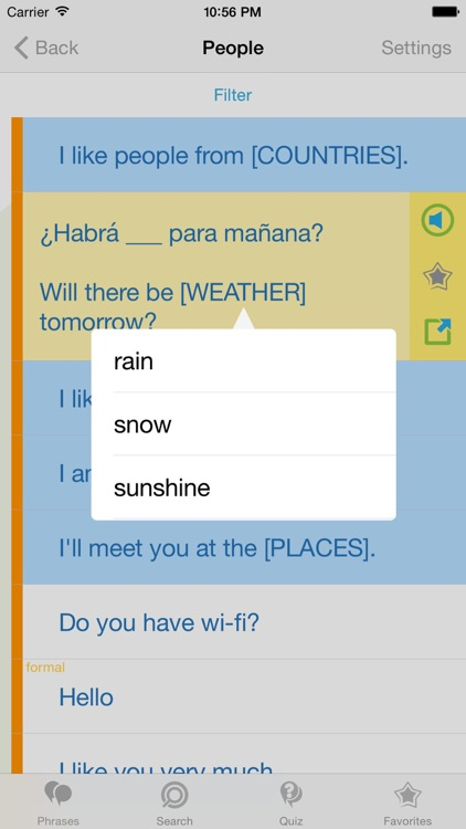Spanish Phrasebook - Travel in Spain with ease