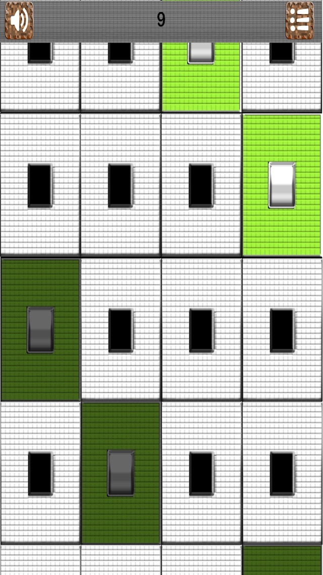 Don't Tap the White Title Mine Mini Game screenshot four
