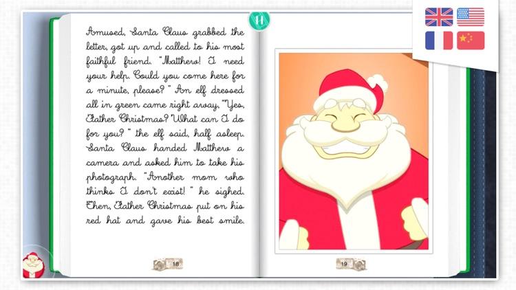 Christmas Eve - Santa's storybook for kids screenshot-4