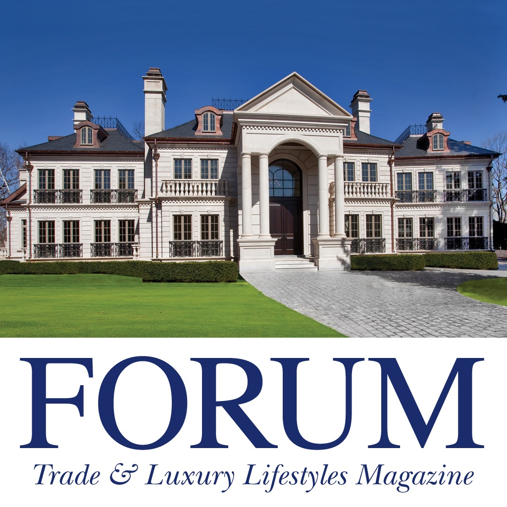 Forum Magazine - Trade & Luxury Lifestyles Magazine