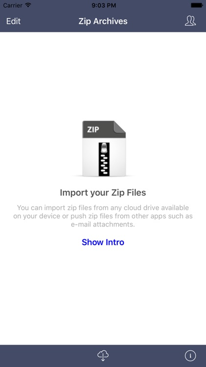Zip Viewer Pro - Unzip Files directly with File Browser