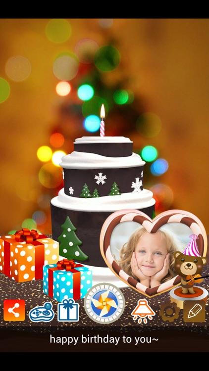 Happy Birthday Cakehappy Birthday Candles By Taekwan Kim
