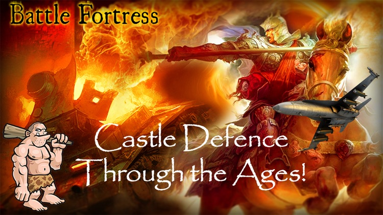 Battle Fortress Castle Defense War – Fire Age