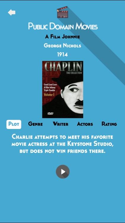 Public Domain Movies screenshot-4