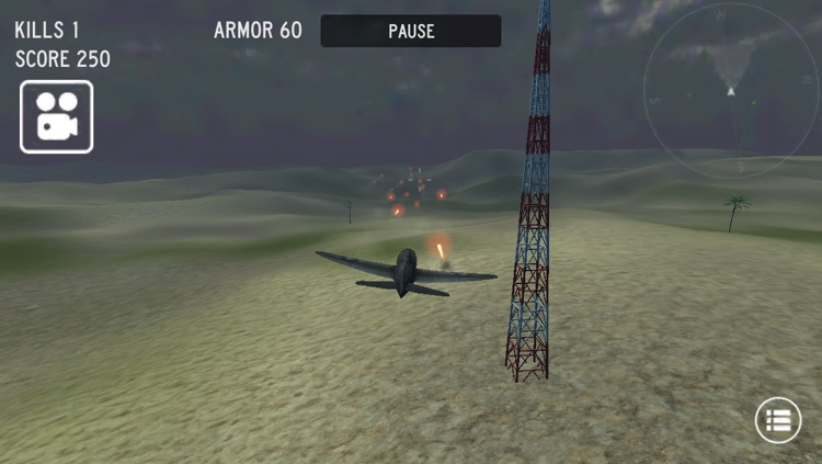 Dogfight 1943 Combat Flight Simulator screenshot-3