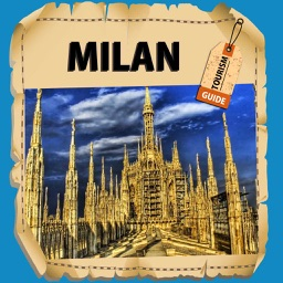 Milan Travel Guide - Offline Maps