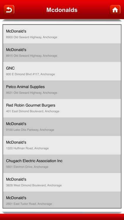 Great App for McDonalds screenshot-4