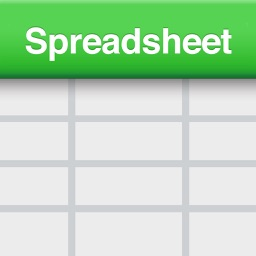 Spreadsheet touch: For Excel style spreadsheets