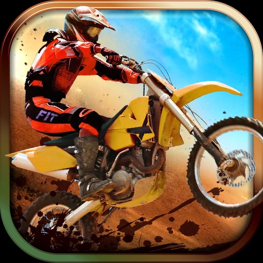 Mad Motorcross King! Extreme Dirt Bike Stunt Trial
