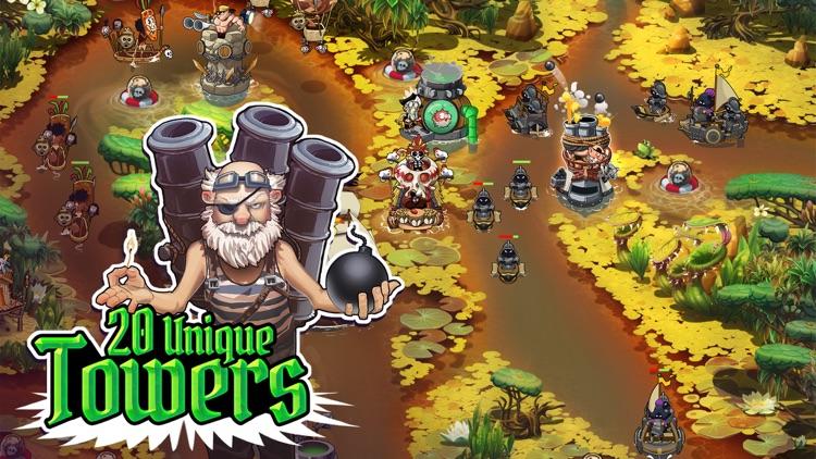 Pirate Legends TD screenshot-3