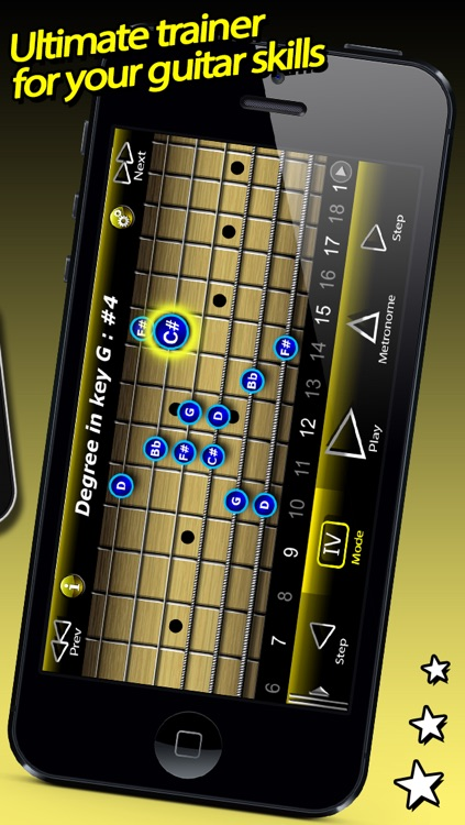 Modal Pentatonic Scales on Guitar screenshot-4