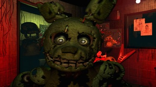 Five Nights at Freddy's 3 iphone images