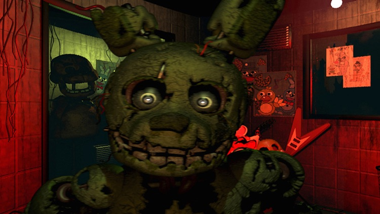 Five Nights at Freddy's 3 screenshot-2