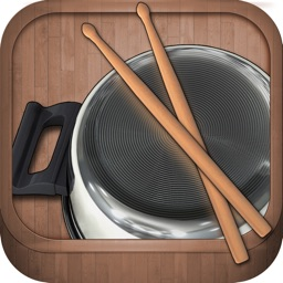 Pot & Pan Drumming App for Kids. Pantastic.