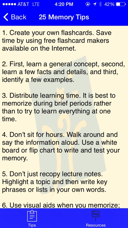 Study Tips screenshot-2