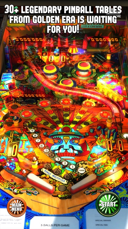 Zaccaria Pinball screenshot-2