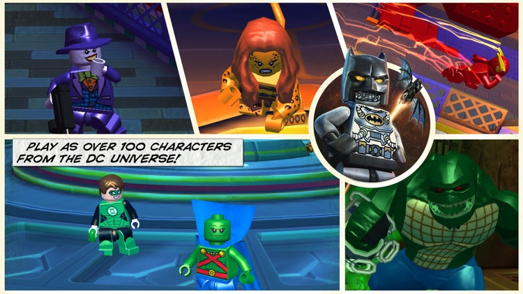 LEGO® Batman: Beyond Gotham screenshot-4