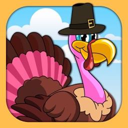 Turkey Run! - Make Them Amazing Chicken Action Jump & Run Today