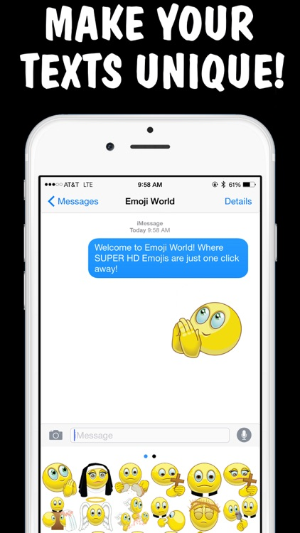Christian Emojis Keyboard by Emoji World