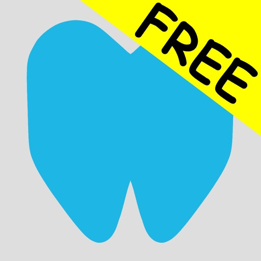 Teeth App Free (3D dental models that can be annotated with lines and text)