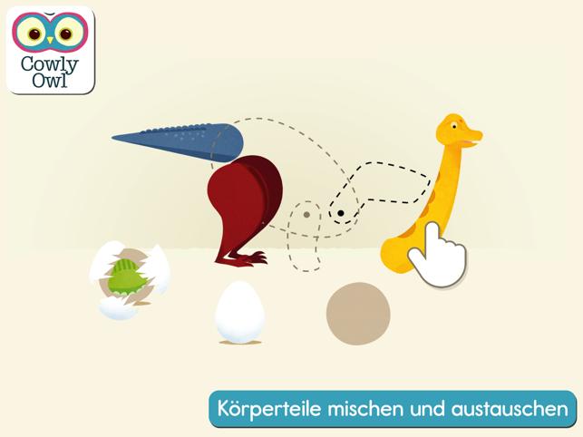 Dinosaur Mix - Gestalte deinen eigenen Dinosaurier Screenshot