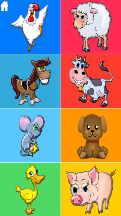 Touch & Play: Sounds - My First Words and Sounds Board for Toddlers and Kids screenshot-3