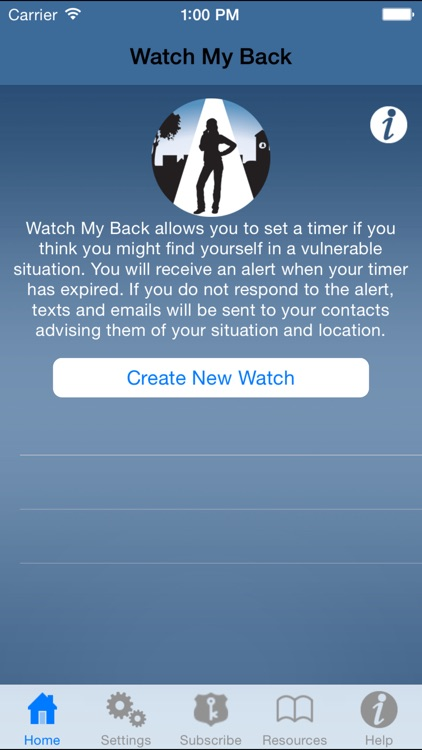 OnWatch™ - The Personal Safety App screenshot-3