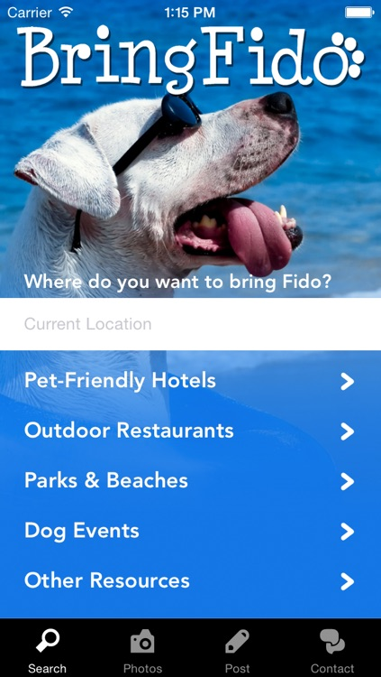BringFido - Pet Friendly Hotels