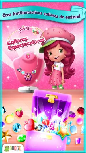 Fresita Collares Espectaculares Creadora De Joyas En App Store