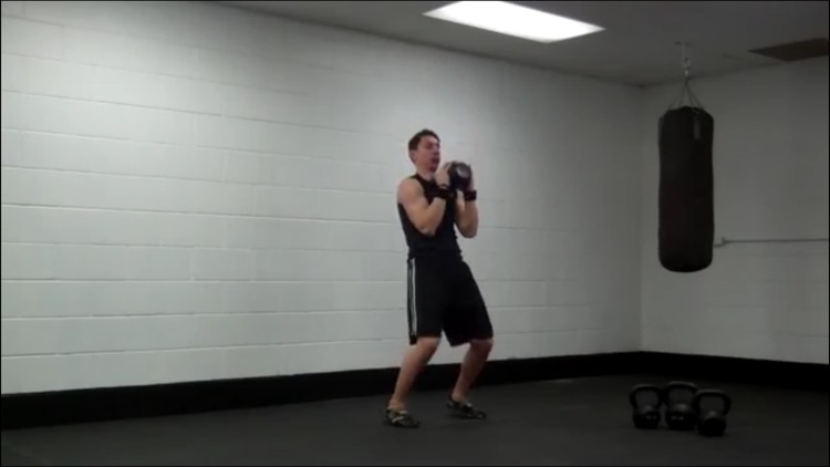 Keep Fit! Kettlebell Training screenshot-4