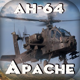 Boeing AH-64 Apache Longbow - Combat Gunship Helicopter Simulator of Infinite Tanks Hunter
