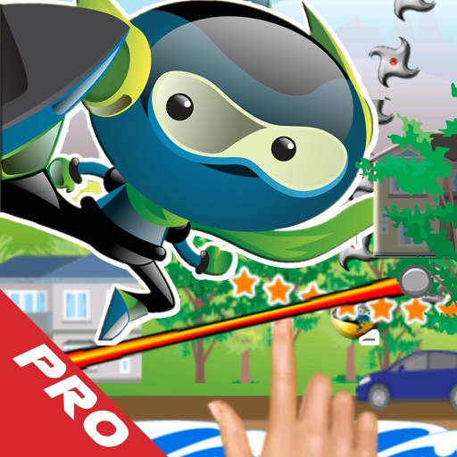 Ninja Jump Ranger PRO