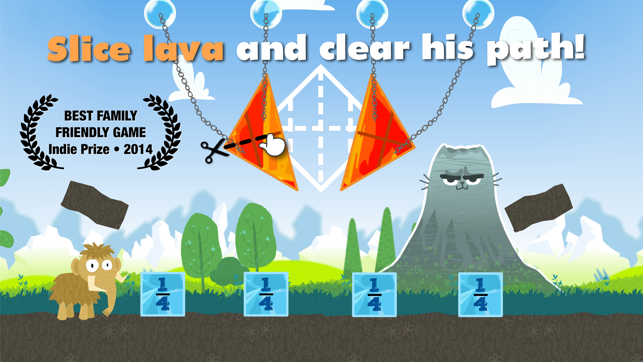 ‎Slice Fractions Screenshot