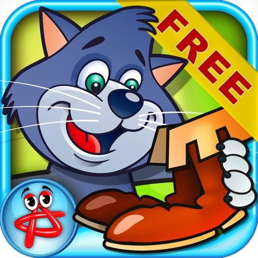 Puss in Boots: Free Interactive Touch Book icon
