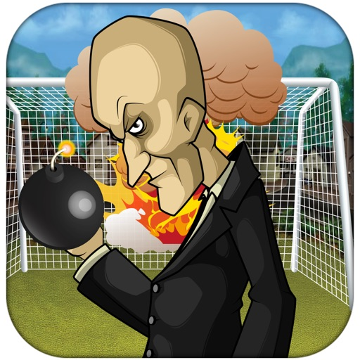 Epic Bomb Blocker Saga Pro - awesome football kick game icon