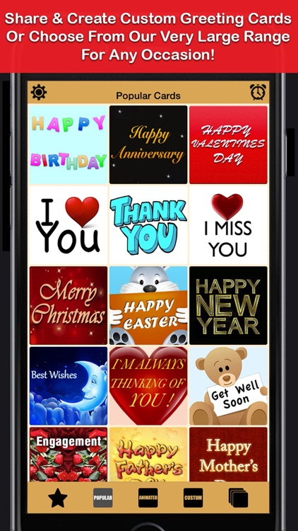 Greeting Cards App - Free eCards, Send & Create Custom Fun Funny Personalised Card.s For Social Networking
