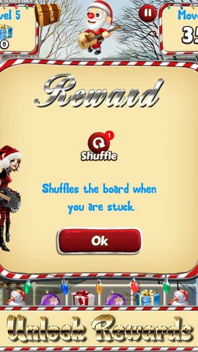 Holiday Games and Puzzles - Rock out to Christmas with songs and musicのおすすめ画像5