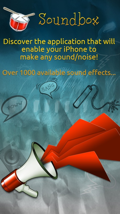 Soundboard: Sound effects / board and play pranks!
