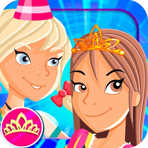 My Izzy And Friends Storybook Episode Game - The Royal Birthday Party Story Free iOS App