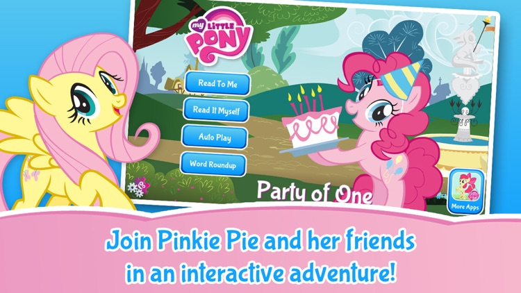 My Little Pony Party of One screenshot-0