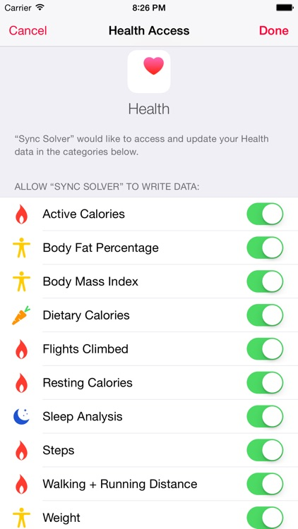 Sync Solver for Fitbit screenshot-2
