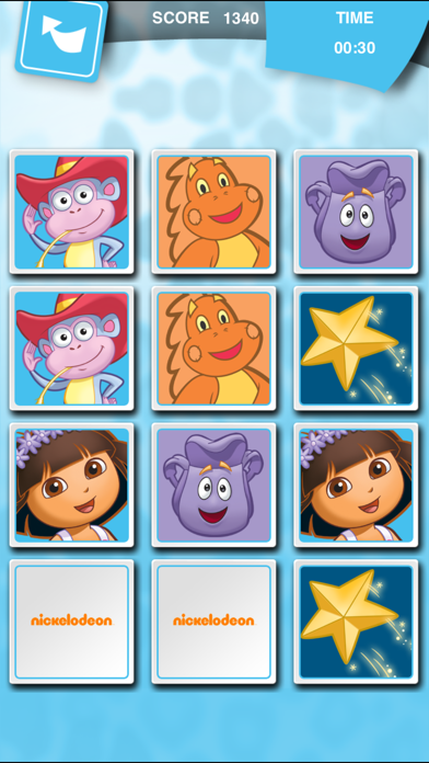 Playtime With Dora the Explorer screenshot three