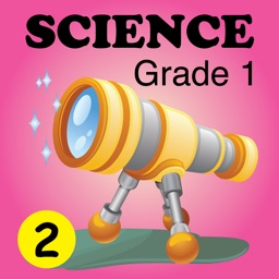 1st Grade Science Glossary #2: Learn and Practice Worksheets for home use and in school classrooms