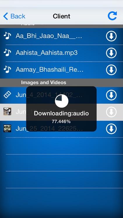 WiFi File Share screenshot-3