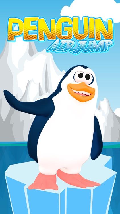 Penguin Air Jump: Tap to Escape