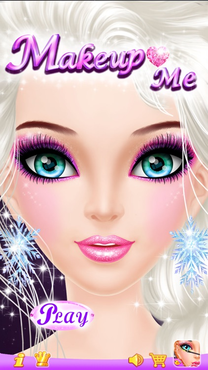 Make Up Me Girls Makeup Dressup And