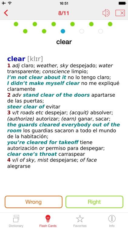 English - Spanish Berlitz Basic Talking Dictionary